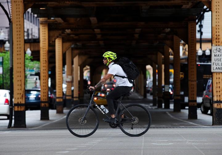 自転車通勤・通学をしよう