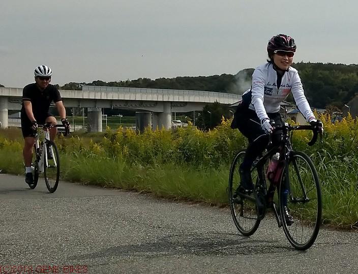 サイクリング日和が続きます ショップライド10月16日 神戸西