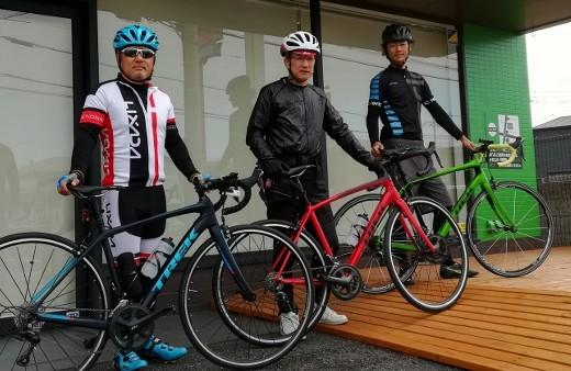 自転車の秋!11/4(日)のショップライド 枚方