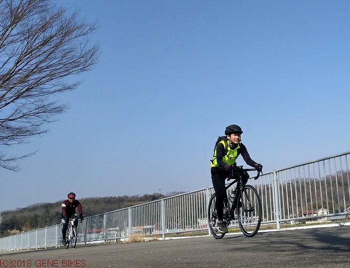 春モノを身に纏う ショップライド3月5日 神戸西