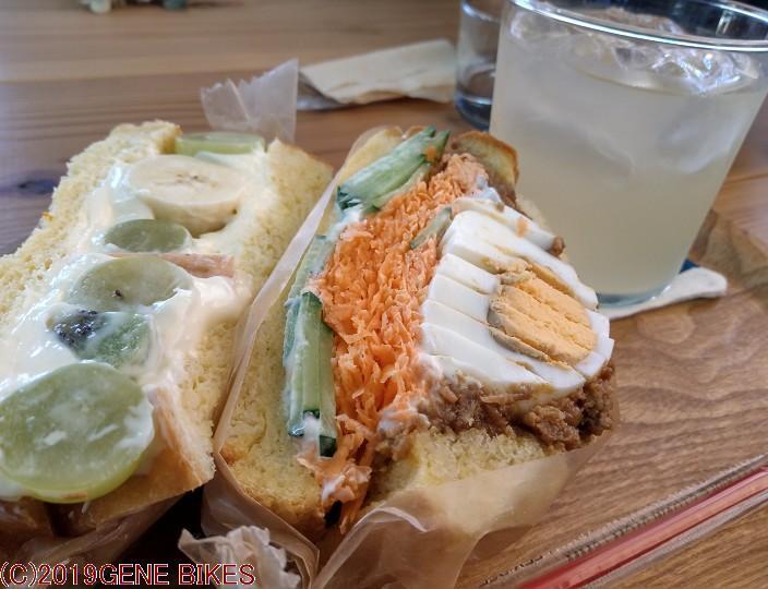 食欲の秋 ショップライド11月5日 神戸西