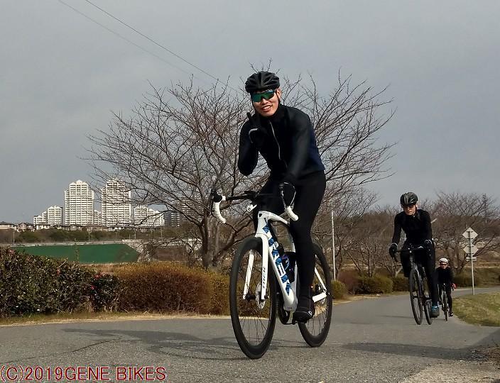 今年初ロード! ショップライド1月14日 神戸西