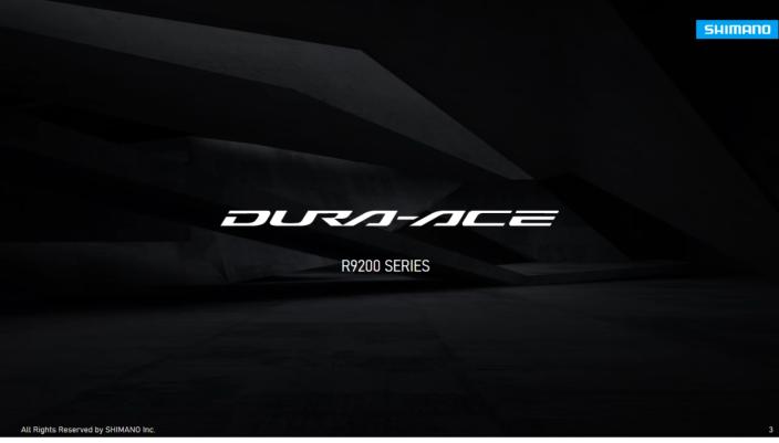 【速報】新型DURA-ACE ULTEGRA登場【R9200&R8100】